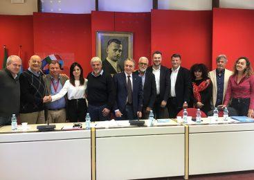 Gli scatti dei nostri seminari dedicati al futuro dell'Europa