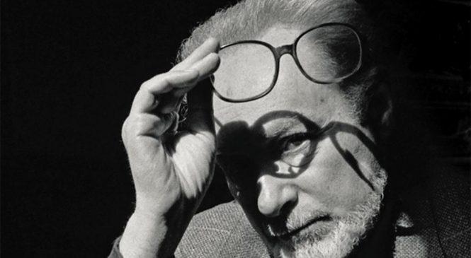 La nostra carta intestata ricorda lo scrittore italiano Primo Levi
