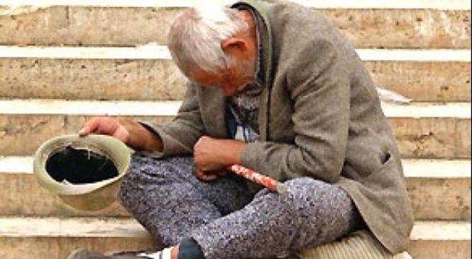 Seicentomila persone in condizioni di povertà nel Lazio