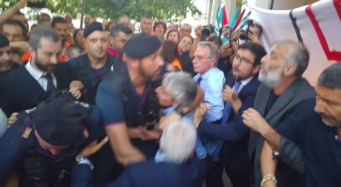 Alberto Civica racconta gli scontri al sit di Roma Metropolitane