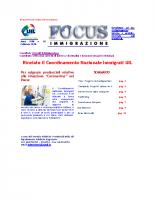 Focus anno XVIII numero 02