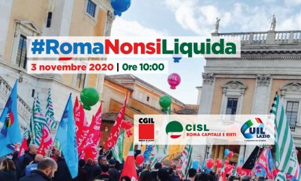 #RomaNonsiLiquida. Il dibattito sul futuro delle aziende partecipate del Comune di Roma