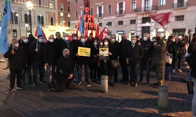 #StopArmiEgitto. Al presidio della Rete italiana pace e disarmo