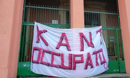 Solidarietà agli studenti del liceo Kant
