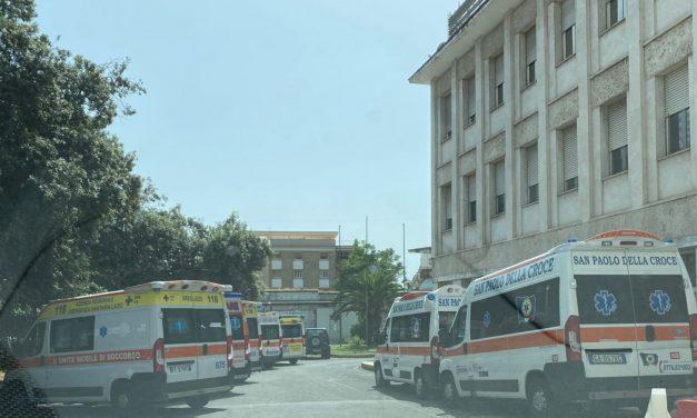 Ambulanze ferme e pazienti in attesa. La storia di Sergio