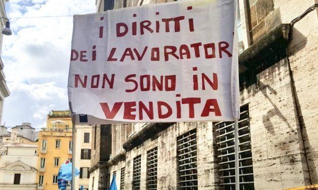 Preoccupazione per licenziamenti nel Lazio